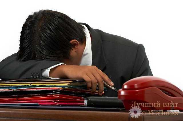 К чему ведет недостаток сна и хроническое недосыпание?