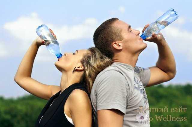 А вы знаете сколько пить воды в день?