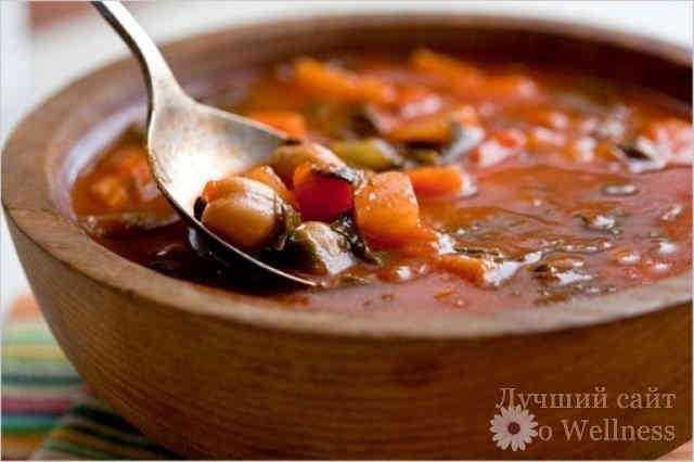 """Суп из овощей """"Осенний"""":: как приготовить овощной суп"""