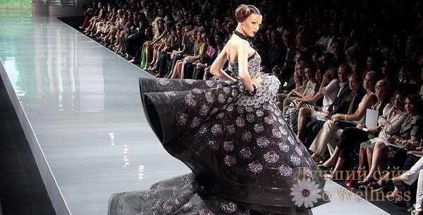 высокая мода диктует стиль