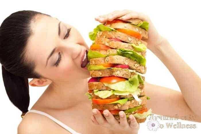 Эффективная диета меню