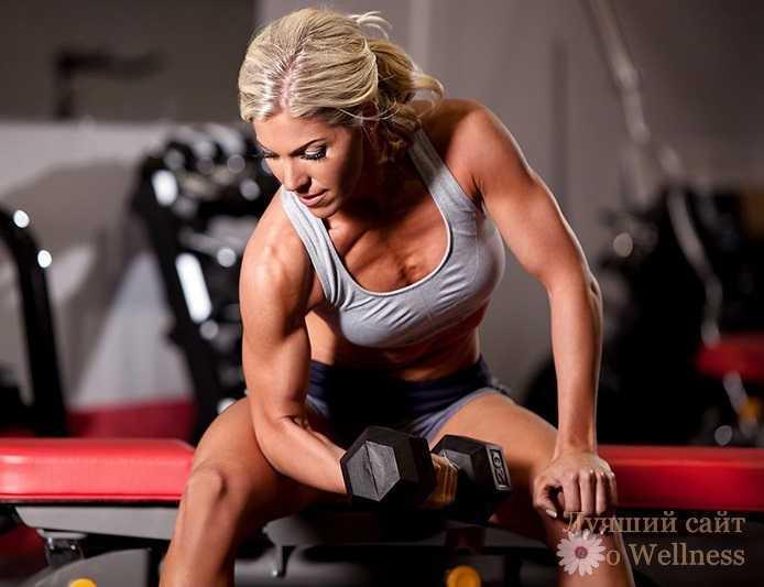 фитнес - мотивация