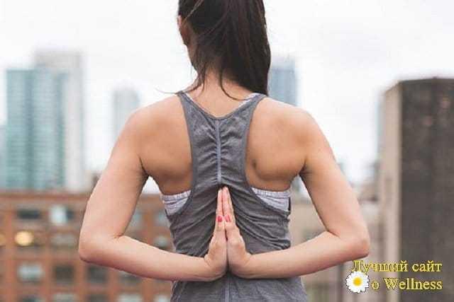 Йога и медитация снимает стресс