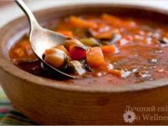 Суп из овощей «ОСЕННИЙ» : как приготовить овощной суп