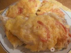 Сочное куриное филе с сыром, запеченное в духовке