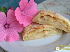 Австрийский яблочный штрудель: рецепт