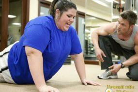 Фитнес полезен даже без снижения веса