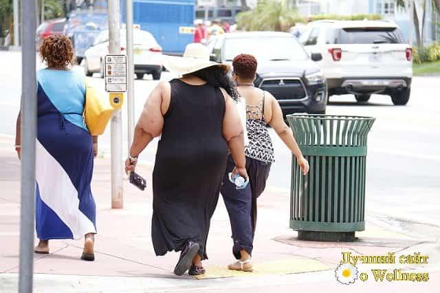 Как не стать жертвой ожирения в среднем возрасте