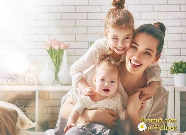 Мамы талия стройнее и ребенок здоровее