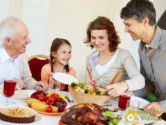 Правильное пищевое поведение человека, связанное с возрастом