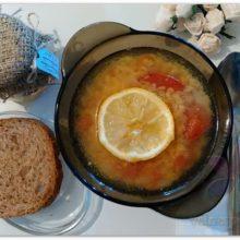 Постный чечевичный суп с томатами, рецепт с фото, пошагово