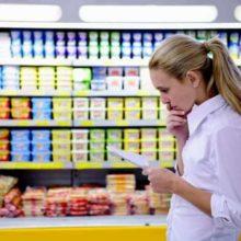 ПП-корзина: список продуктов для правильного питания
