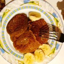 Как приготовить банановые оладьи. Популярные рецепты